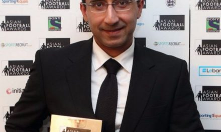 Dr Zafar Iqbal – Head of Sports Medicine, Crystal Palace FC