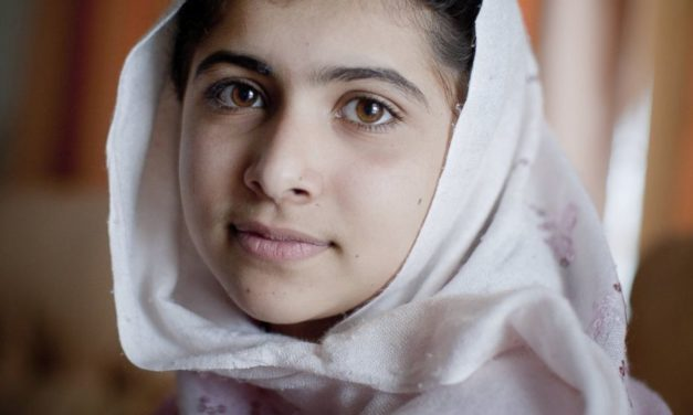Malala Yousafzai becomes the youngest recipient of the Nobel Peace Prize