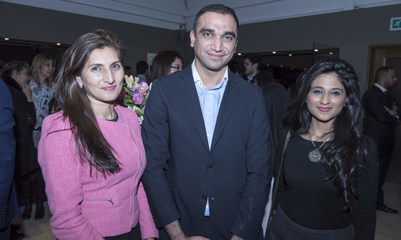 Business and Professional Club Launch Event