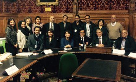A Brave New Voice: An Engagement Seminar with the British Pakistani Diaspora, London