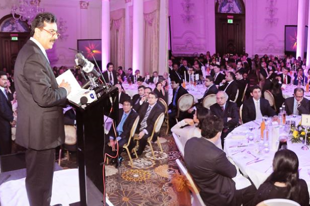 Syed Yusef Raza Gilani Reception 2012