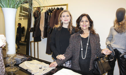 An Evening with Amanda Wakeley, London