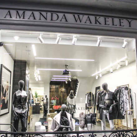 An Evening with Amanda Wakeley