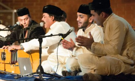 Peyam-e-Iqbal Qawwali Tour, Kensington Town Hall