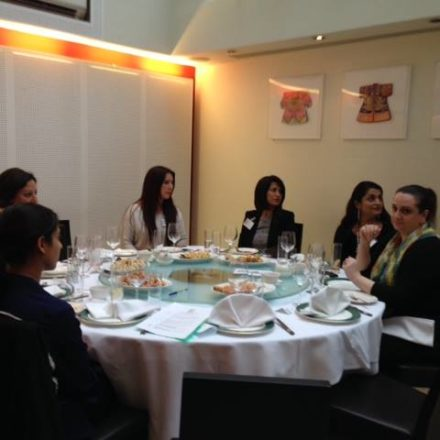 Women's Programme: Networking Dinner, Mayfair
