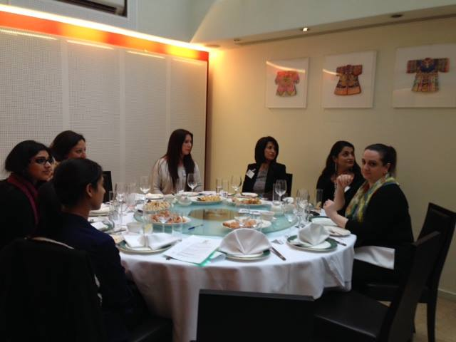 Women's Programme: Networking Dinner, Mayfair