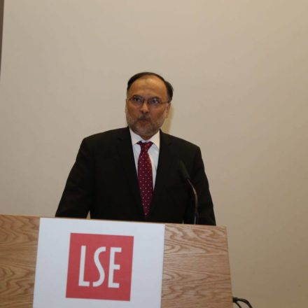 YPP Programme: LSE Future of Pakistan Conference