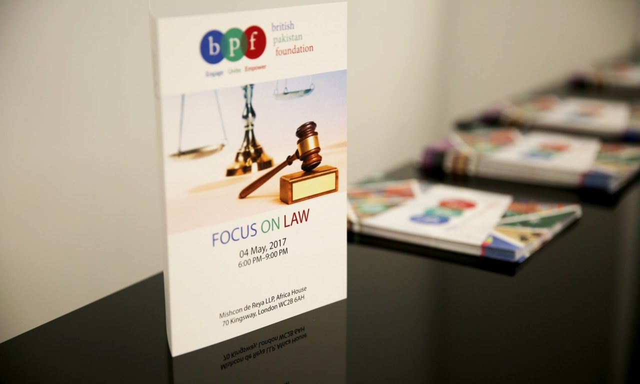 BPP Programme: Focus on Law, Mishcon de Reya