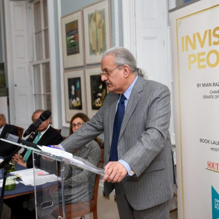 """Invisible People"" Book Launch, Carlton House Terrace"