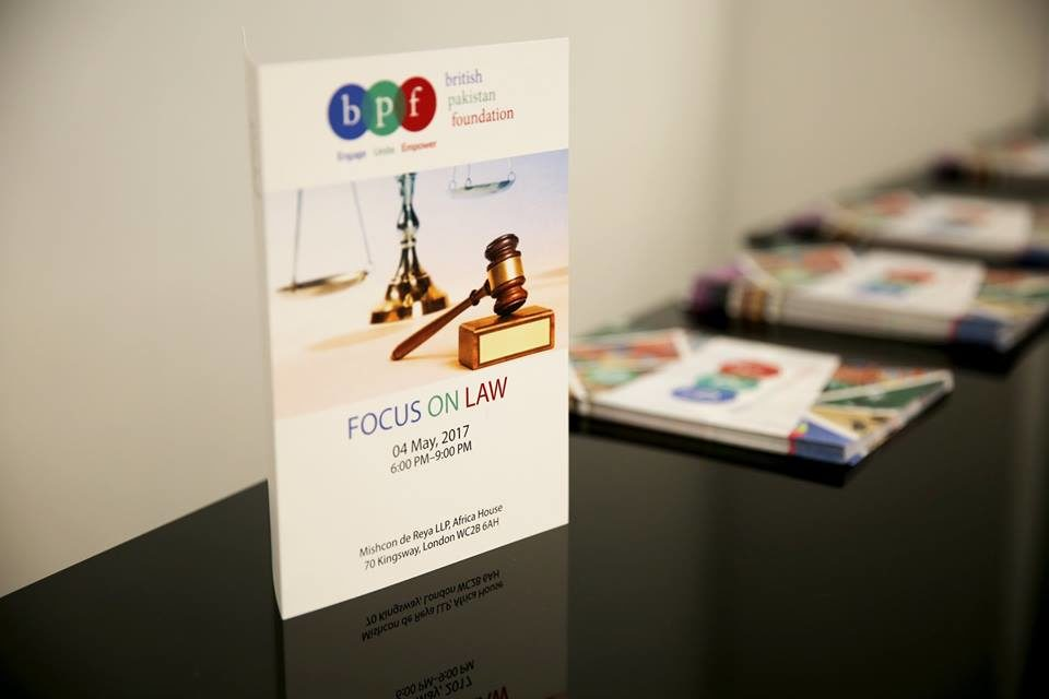 BPF: FOCUS ON LAW PANEL DISCUSSION