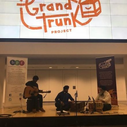 BPF Arts & Culture Forum: BPF and Grand Trunk Project, Community and Cultural Event (Southampton Solent University, Southampton, 15 November 2017