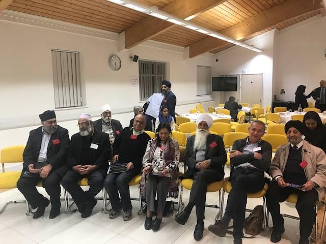 BPF Arts & Culture Forum: BPF and Grand Trunk Project, Community and Cultural Event (Nishkam Centre, Birmingham, 13 November 2017