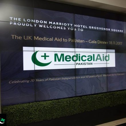 BPF Medical Forum: UK Medical Aid, Annual Charity Gala (Marriott Grosvenor Square, London, 18 November 2017)
