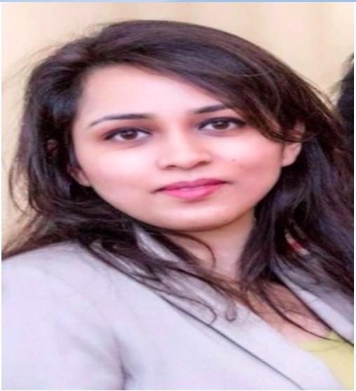 Sadia Mirza – November and December 2017