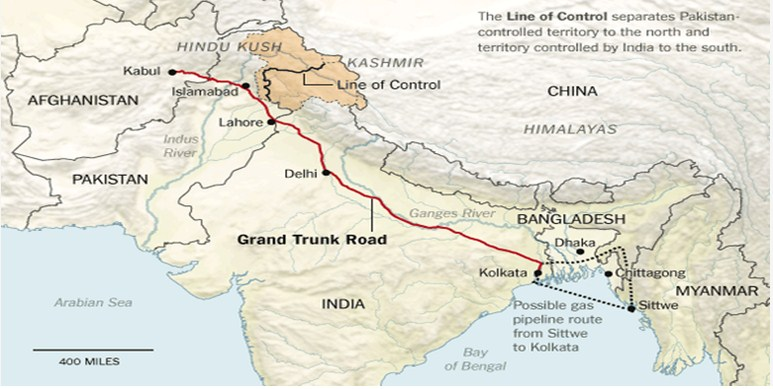 What is the Grand Trunk Road?, Grand Trunk Project Initiative