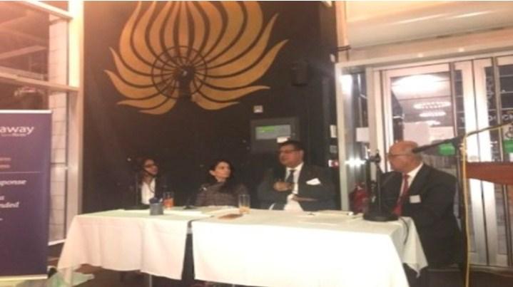 BPF Legal Forum: Speaker Series & Professional Networking Event, Scene Dining