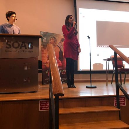 BPF Young Professionals Progamme: Rangreza – Panel Discussion and Q&A Session with the Star Cast (SOAS University of London, 11 December 2017)