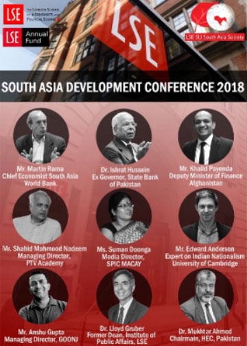 BPF Co-Sponsored LSE South Asian Development Conference
