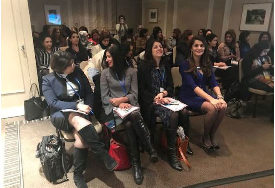 International Women's Day – BPF are helping women in our community