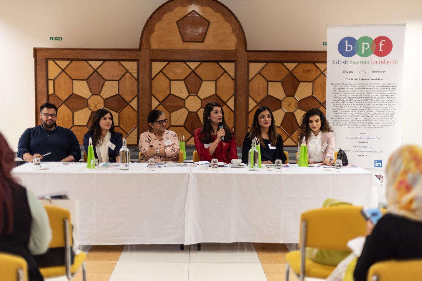BPF Focus on Female Entrepreneurs Seminar and Q&A Session