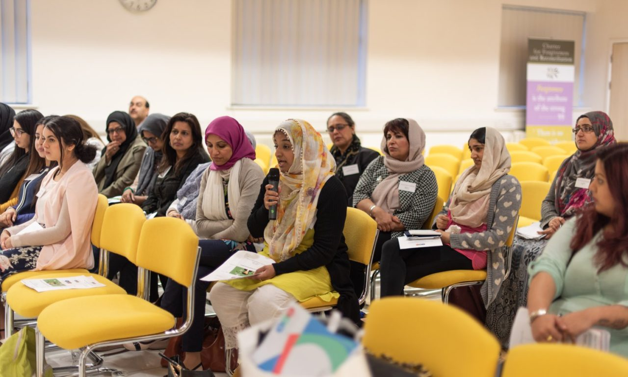BPF Focus on Female Entrepreneurs, Nishkam Centre, Birmingham – 9th May 2018