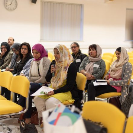 BPF Focus on Female Entrepreneurs, Nishkam Centre, Birmingham – 9th May 2018