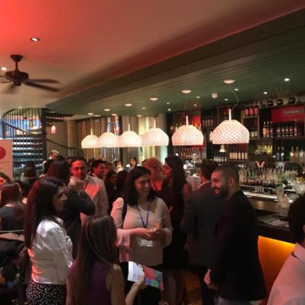 BPFSocial! Las Iguanas, Spitalfields, London – 20th April 2018