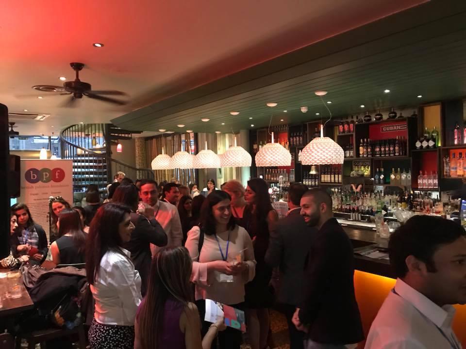 BPFSocial! Las Iguanas, Spitalfields, London – 20th April 2018
