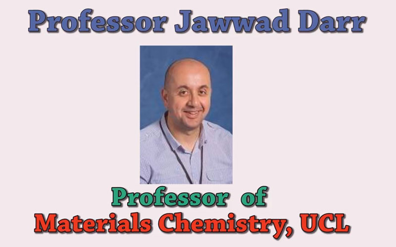 "BPF ""Recipes for Success"" Video & Podcast Series: Professor Jawwad Darr"