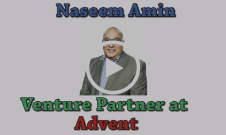 "BPF ""Recipes for Success"" Video & Podcast Series: Naseem Amin"