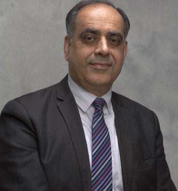 Amjad Pervez– October 2018