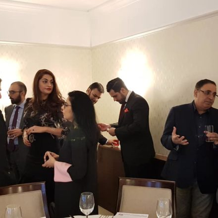 BPF Patrons Lunch 24th November 2019