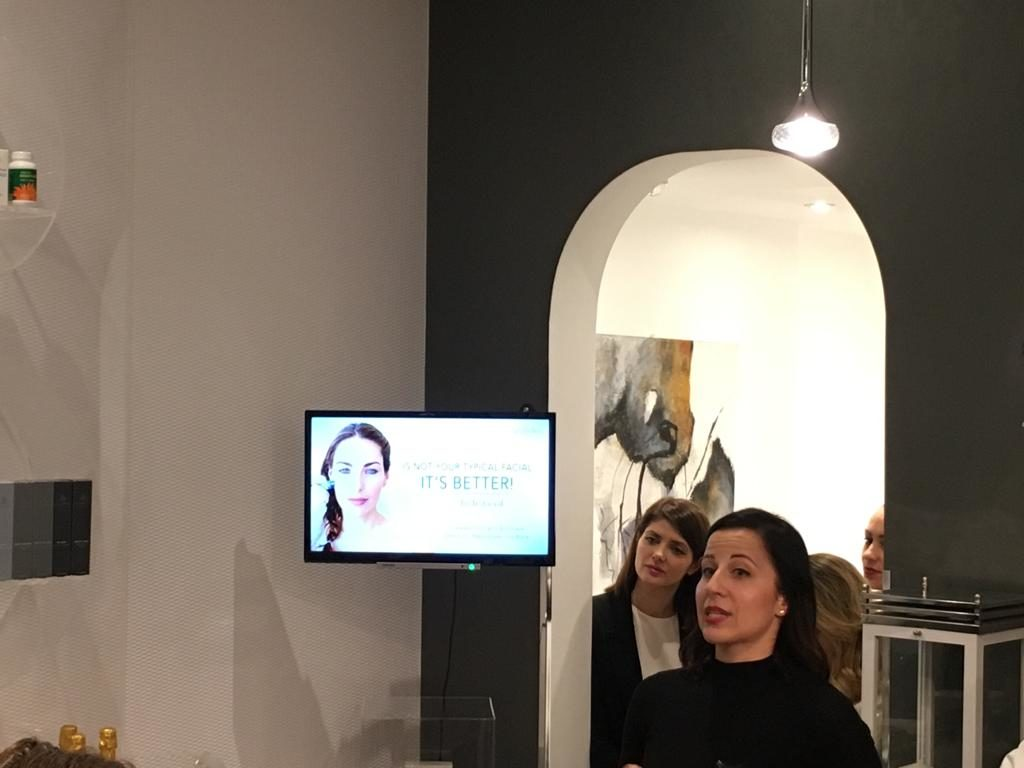 Wellbeing & Networking Event at Aesthetic Lab with Tania Rashid 28th Feb 2019