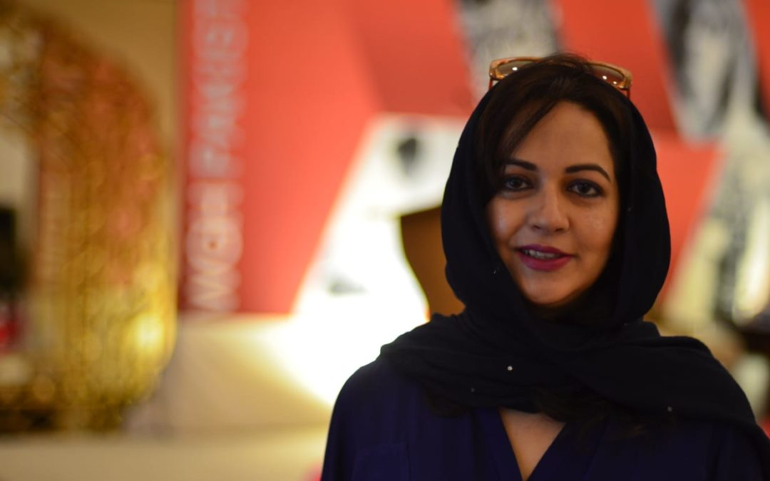 Samia Latif – October 2019