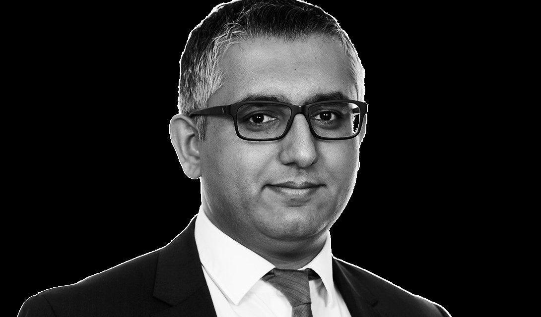 Hammad Akhtar – New Board Member