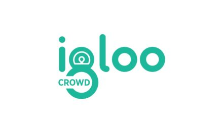 We would like to welcome our Corporate Member of the month, December 2019, Igloo Crowd