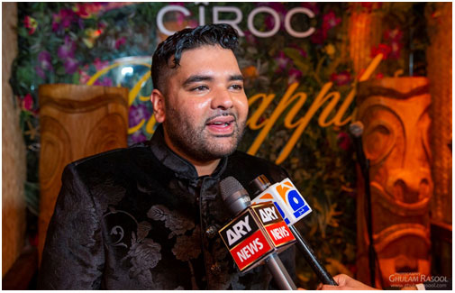 BPFSocial! London: An evening with Naughty Boy