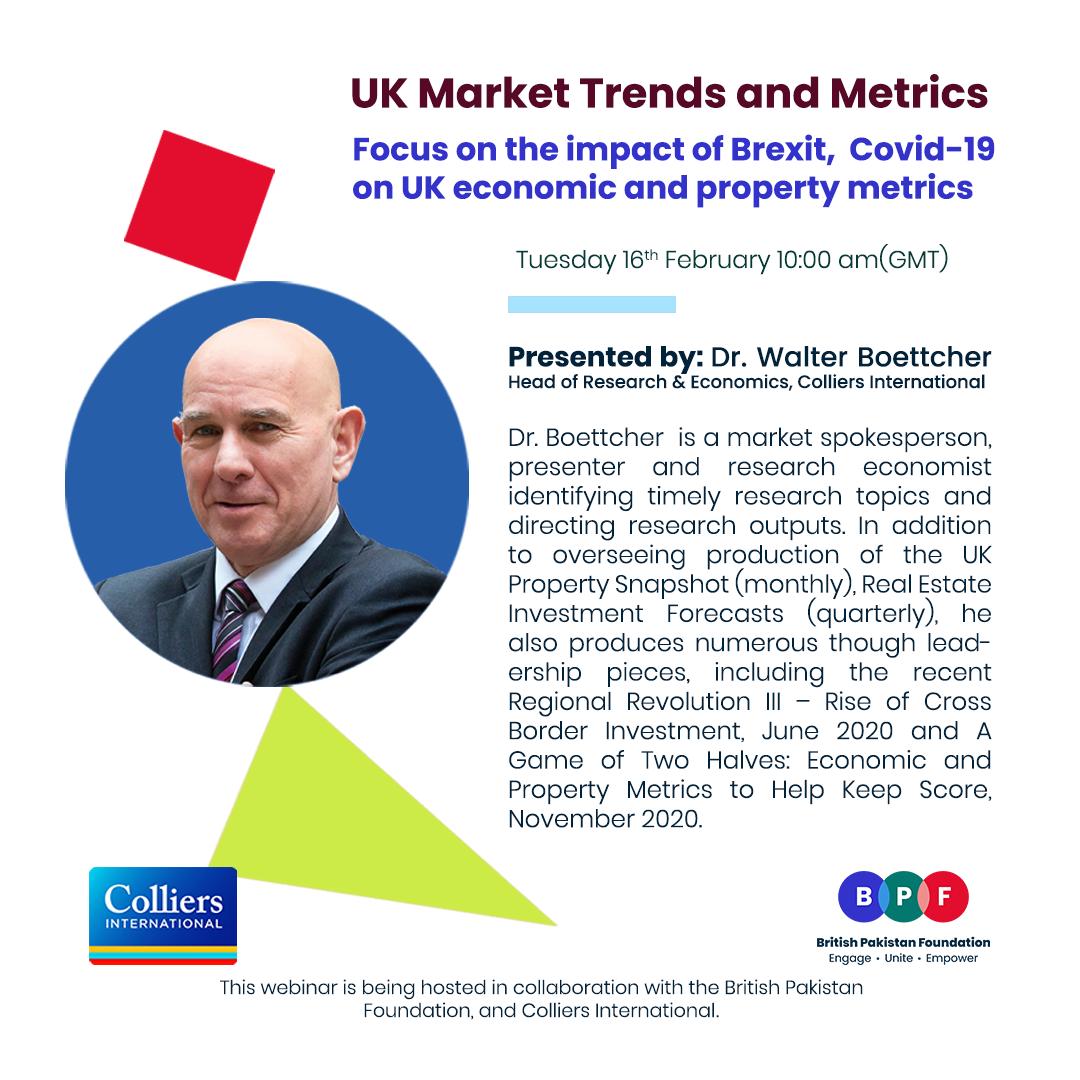 Webinar on UK Market Trends and Metrics