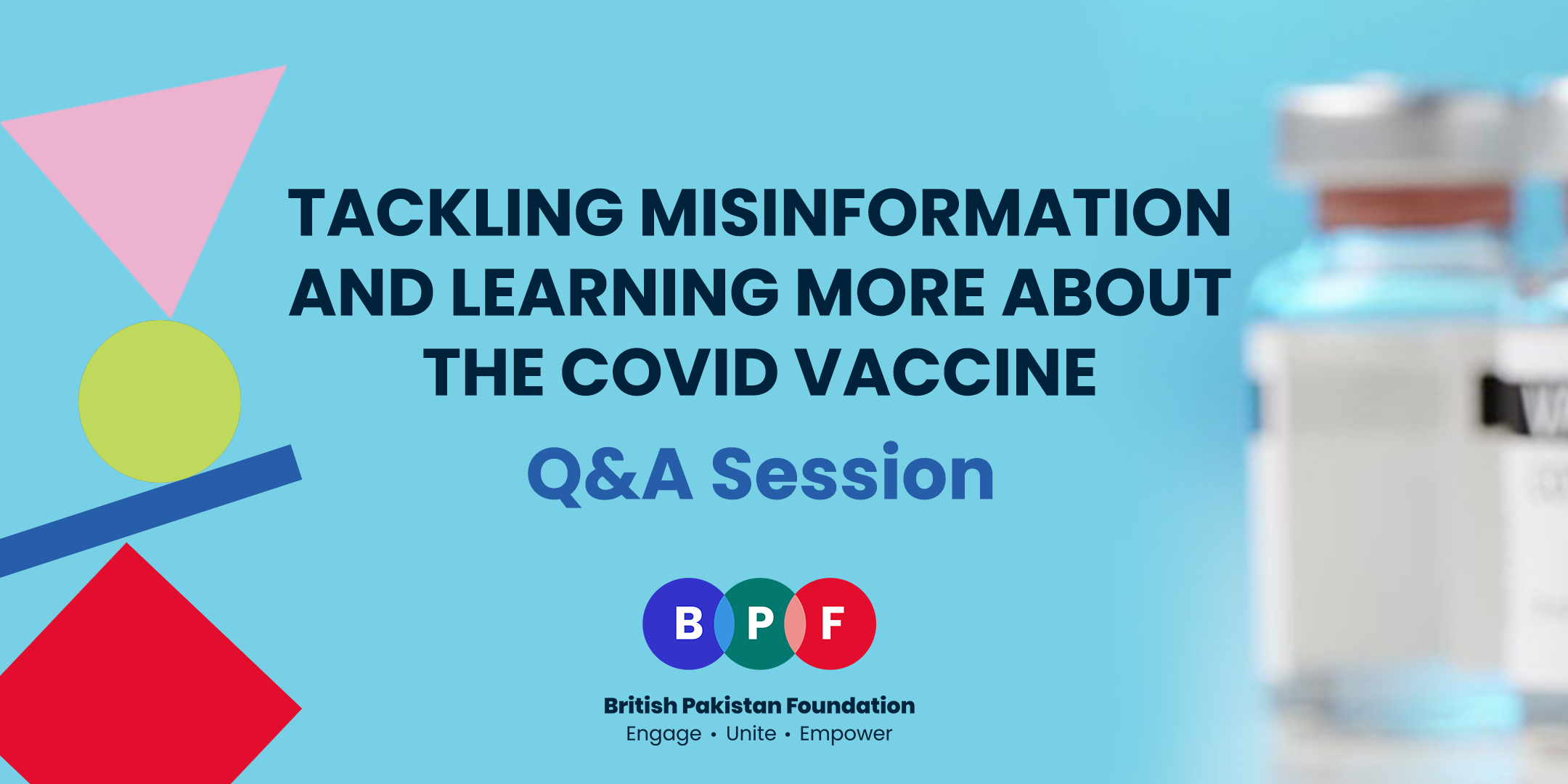 Q&A Session about the Coivd Vaccine