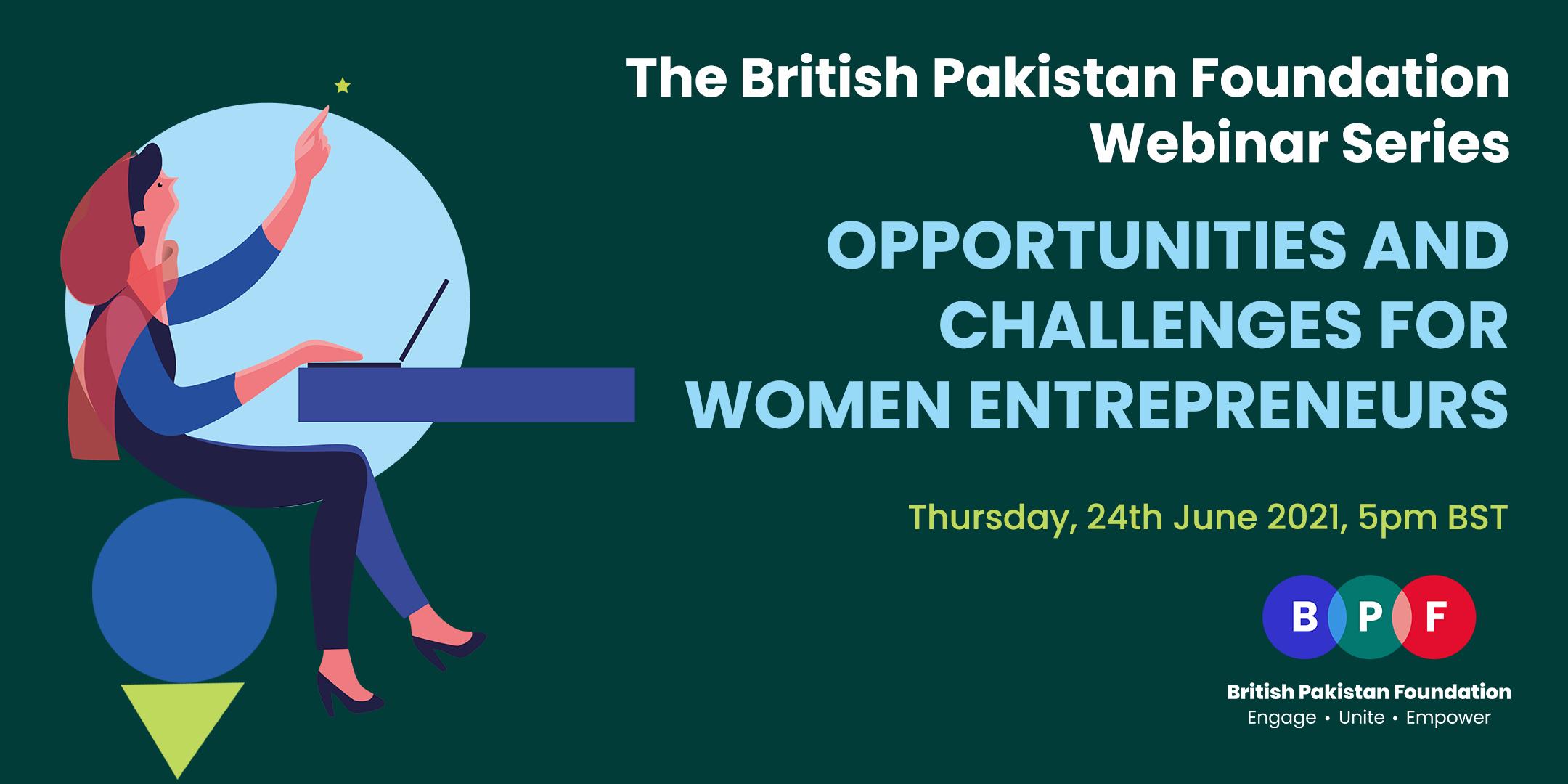 Opportunities & Challenges for Women Entrepreneurs
