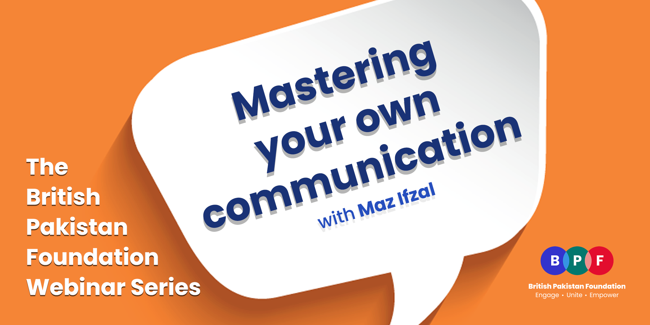 Mastering Your Own Communication